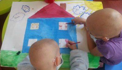 Donează o jucărie copiilor internați în secţia de Oncohematologie