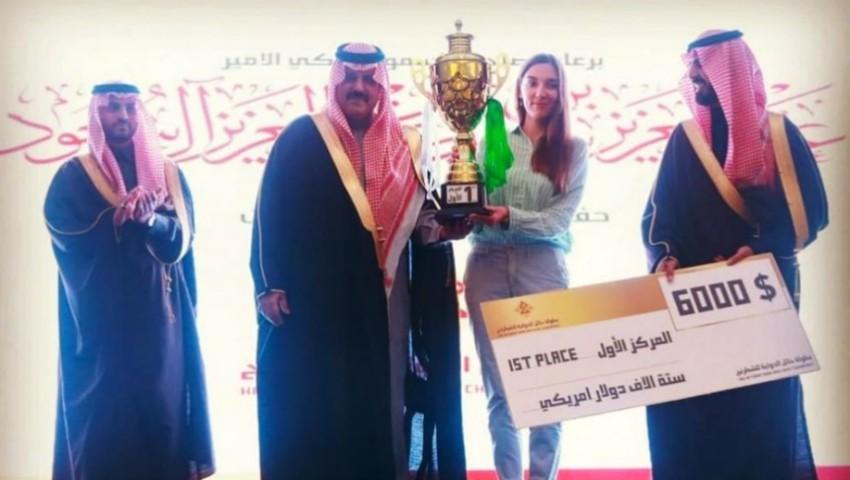 O moldoveancă a devenit câștigătoarea Turneului saudit de șah rapid pentru femei din 2019