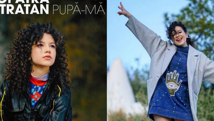 """Cleopatra Stratan a lansat piesa ,,Pupă-mă""""! Melodia jucăușă și ritmată i-a cucerit imediat pe fanii artistei"""