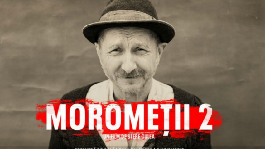 """Foto: Filmul """"Moromeţii 2"""", în regia lui Stere Gulea, este marele câştigător la Premiile Gopo 2019"""