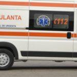 Foto: Accident îngrozitor în capitală. Un bărbat a fost lovit mortal de o ambulanță