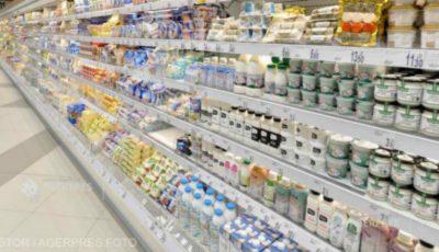 Produsele lactate cu grăsimi vegetale nu vor dispărea din magazine. Iată ce modificări vor fi operate