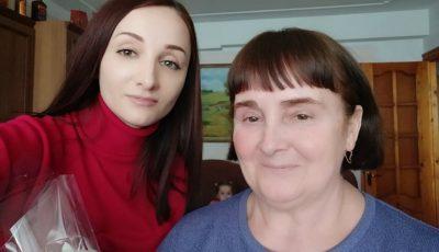 Cu drag de mama: Nadia Moșneagu, interpretă