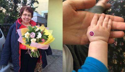 Nata Albot i-a făcut o surpriză emoționantă mamei sale!