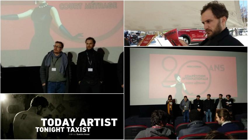 Filmul regizorului Dumitru Grosei a fost remarcat la Festivalul Internațional de Film și Muzică din Aubagne, Franța