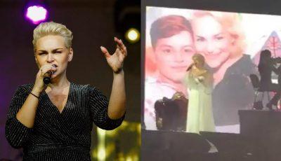 Video! Cristina Scarlat, pe scena Filarmonicii Naționale într-un spectacol extraordinar de ziua sa