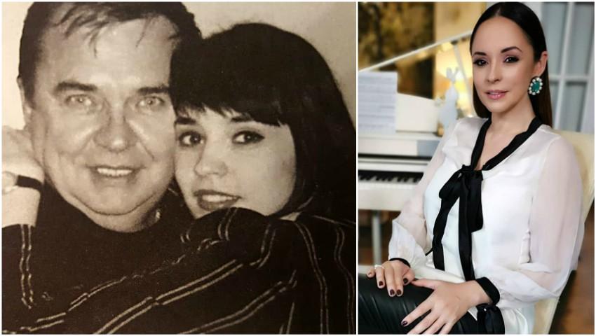 Foto: Andreea Marin i-a dedicat un mesaj emoționant tatălui său