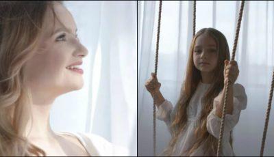 """Amelia Uzun și Ana Cernicova, într-un emoționant videoclip la piesa ,,Mama""""! Video"""