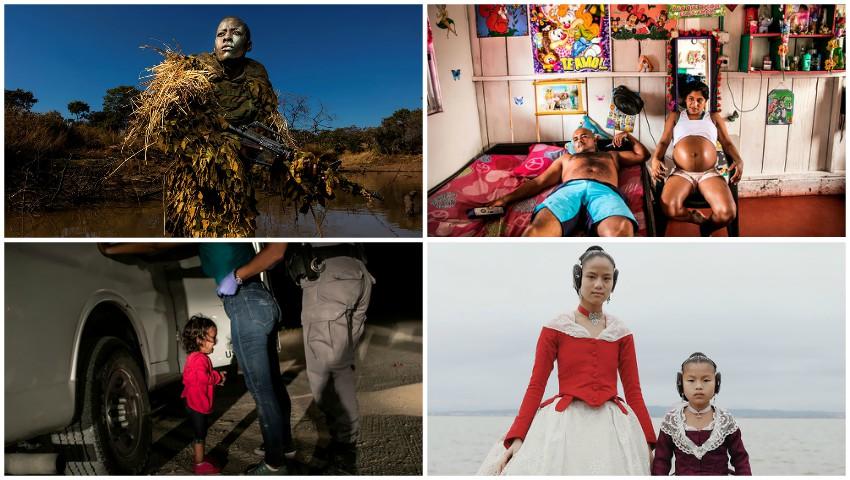 Foto: Istorii emoționante! World Press Photo a desemnat fotografiile câștigătoare în cadrul concursului de anul acesta!