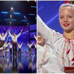 """Foto: Video! Copiii ansamblului ,,Ciocârlia"""" din Chișinău au făcut senzație pe scena de la ,,Românii au Talent""""!"""