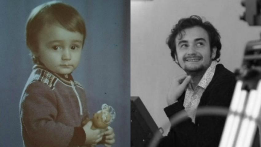 Foto: Cum era Viorel în copilărie? Sora regizorului dezvăluie detalii emoționante