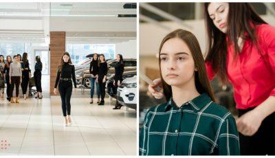 Zeci de fete cochete s-au înscris la concurs pentru a defila în ținutele brandurilor autohtone la Moldova Fashion Days!