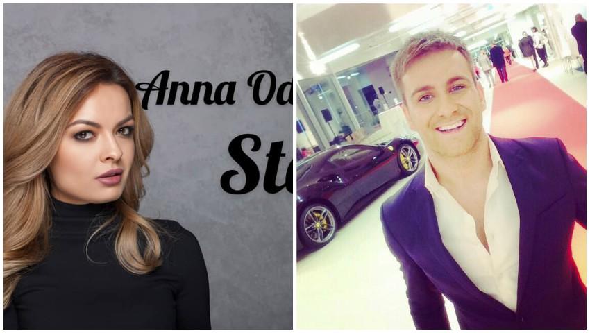 Foto: Ionel Istrati i-a transmis un mesaj de felicitare Anei Odobescu, câștigătoarea Eurovision Moldova