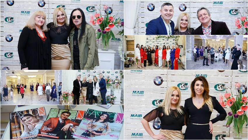 """Foto: ,,Femeia, eternă poveste"""" – revista Fashion VIP a premiat femeile celebre din țara noastră, în cadrul celei de-a noua ediții a evenimentului!"""