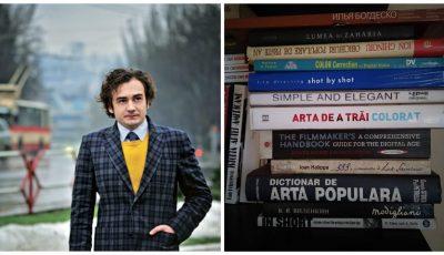 Cărțile pe care le citea Viorel Mardare. Ce spun ele?