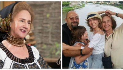 """Motivul pentru care Sofia Vicoveanca îi spune fiului ei de 48 de ani, în continuare, """"pruncul mamei"""""""