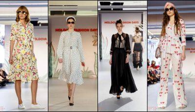 Moldova Fashion Days: vezi colecțiile designerilor autohtoni pentru sezonul primăvară/vară 2019 (partea I)