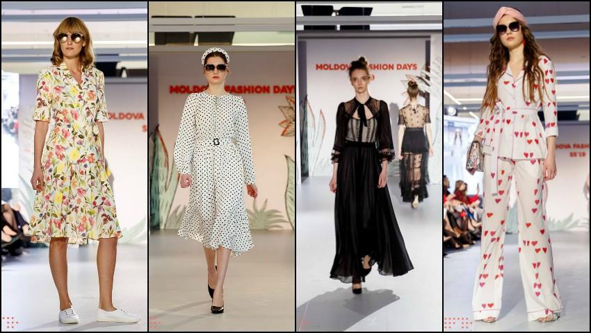 Foto: Moldova Fashion Days: vezi colecțiile designerilor autohtoni pentru sezonul primăvară/vară 2019 (partea I)