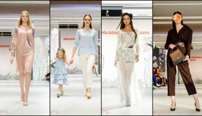 Moldova Fashion Days: vezi colecțiile designerilor autohtoni pentru sezonul primăvară/vară 2019 (partea II)