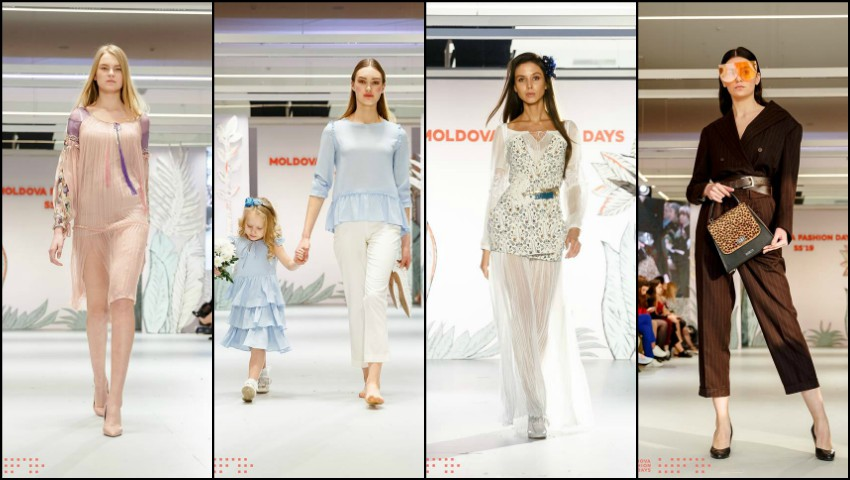 Foto: Moldova Fashion Days: vezi colecțiile designerilor autohtoni pentru sezonul primăvară/vară 2019 (partea II)