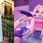 Foto: De ziua sa, Ludmila Bălan și-a bucurat fanii cu o piesă nouă