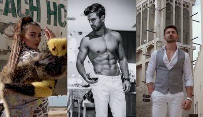 Victor Șuiu a debutat în actorie. Cel mai sexy moldovean apare într-un nou film și videoclip