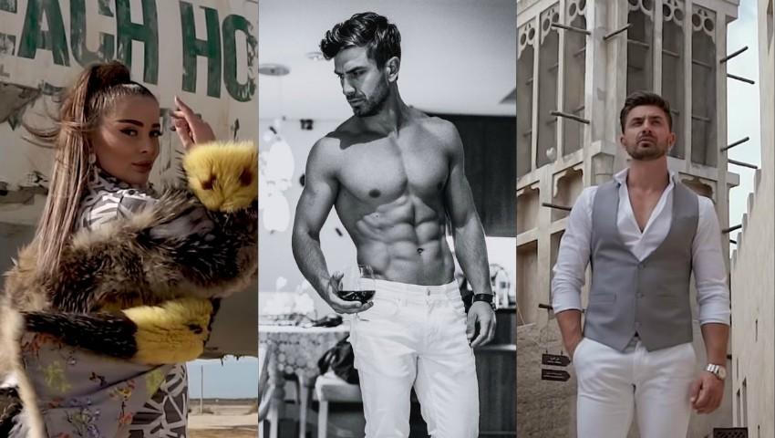 Foto: Victor Șuiu a debutat în actorie. Cel mai sexy moldovean apare într-un nou film și videoclip