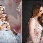 Foto: Dragostea pură mamă-fiică! Ana Cernicova și Amelia, protagonistele unei ședințe foto emoționante