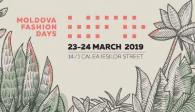 Moldova Fashion Days SS'19 e tot mai aproape. Nu pierde ocazia să admiri colecțiile designerilor DININIMA!