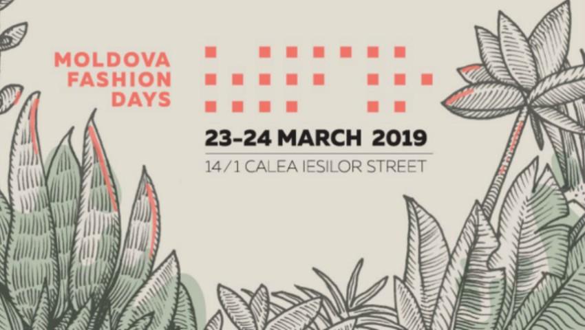 Foto: Moldova Fashion Days SS'19 e tot mai aproape. Nu pierde ocazia să admiri colecțiile designerilor DININIMA!