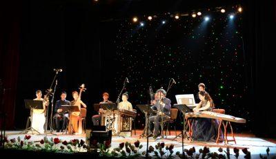 "Ansamblul chinez ,,Shenzhen Aihua"" a susținut un concert pentru publicul de la Chișinău"