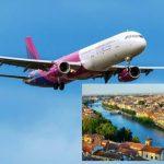 Foto: Wizz Air anunță lansarea unei noi curse low-cost din Chișinău spre Italia