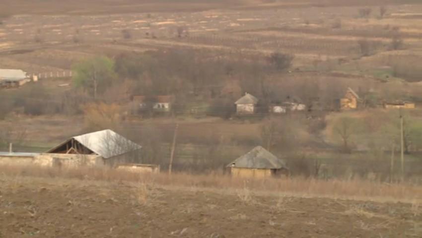 Foto: Satul din Moldova unde nu a mai rămas nici un locuitor