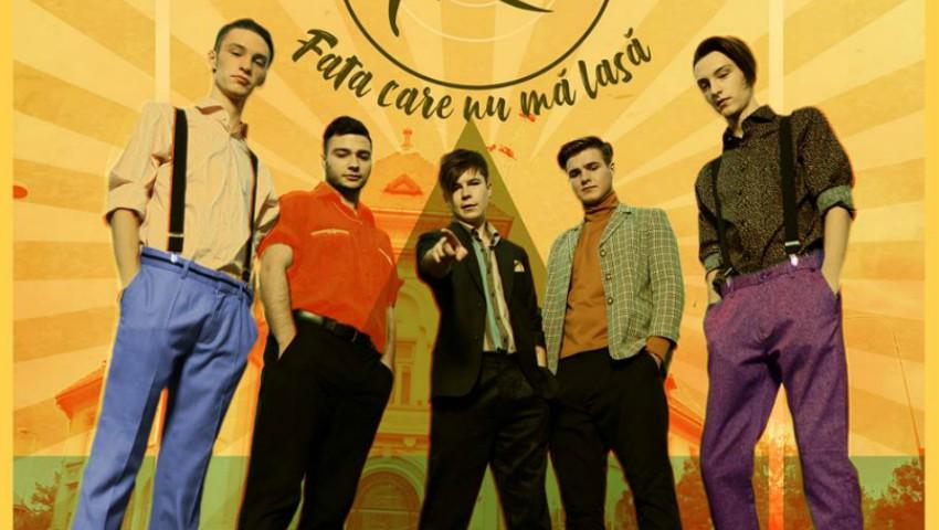 """Foto: """"Fata care nu mă lasă"""" – Băieții din trupa 7 Klase își surprind fanii cu un nou videoclip!"""