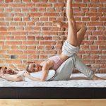Foto: Salteaua Dormeo IMemory S Plus te provoacă la un somn sănătos și relaxant