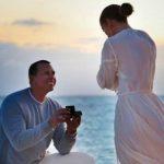 Foto: Jennifer Lopez a publicat imaginile în care a fost cerută în căsătorie
