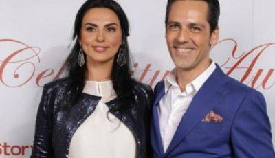 Ștefan Bănică a vorbit în premieră despre viitorul bebeluș și sarcina soției sale, Lavinia Pîrva