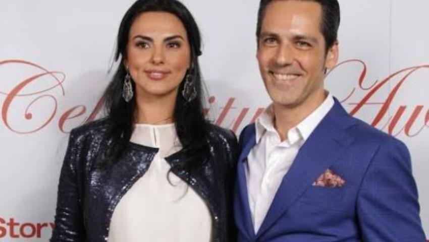 Foto: Ștefan Bănică a vorbit în premieră despre viitorul bebeluș și sarcina soției sale, Lavinia Pîrva