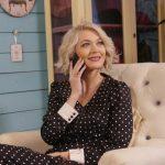"""Foto: Zici că e o actriță ce poate pretinde la titlul de ,,Miss Străbunica""""! Vezi cum arată bunica Gloriei Gorceag"""