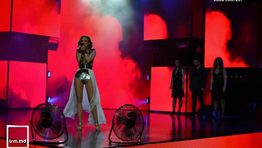 Foto: Decis! Ana Odobescu, cu piesa Stay, va reprezenta Moldova la concursul Eurovision 2019 din Tel Aviv