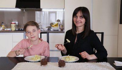 Natalia Madan: Cum îți convingi copiii să mănânce sănătos