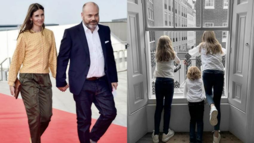 Foto: Miliardarul danez Anders Povlsen și-a pierdut trei copii în atacurile sângeroase din Sri Lanka