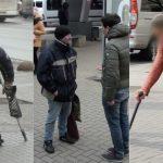 """Foto: Cerșetorii ,,schilozi"""" de pe străzile Capitalei, care sunt absolut sănătoși"""