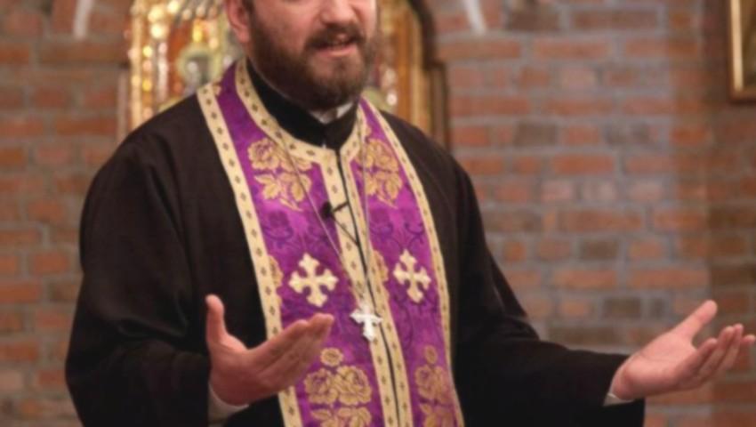 """Foto: Sfatul unui preot înainte de Paști: ,,Dacă ne-am gospodări sufletul ca și casa, ar fi un câștig"""""""