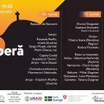 Foto: DescOPERĂ – unicul festival de muzică clasică în aer liber revine cu cea de-a IV-a ediție!