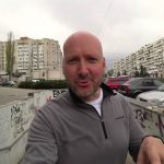 Foto: Un vlogger englez a vizitat Chișinăul. Ce le-a povestit prietenilor săi despre capitala Moldovei?