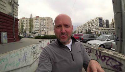 Un vlogger englez a vizitat Chișinăul. Ce le-a povestit prietenilor săi despre capitala Moldovei?