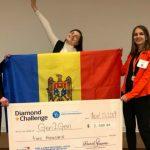 Foto: O echipă de tineri din Moldova, în top 4 cele mai bune din lume la un concurs internațional desfășurat în SUA