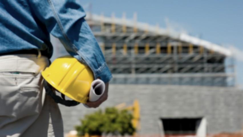 Foto: Șase cetățeni din Azerbaidjan munceau ilegal la un șantier de construcții din Chișinău