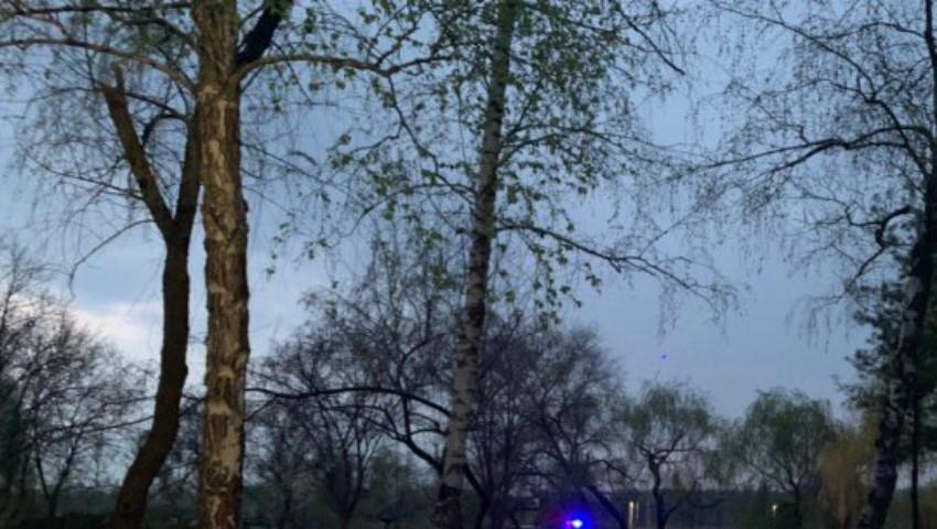 Foto: Corpul neînsuflețit al unui bebeluș a fost găsit pe malul lacului din parcul La Izvor